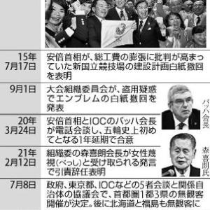 菅総理早期辞任を! 閉会式後と言わず「五輪中」に
