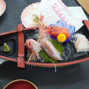まち散策「新潟寺泊」~かに食べ放題とへぎそばを堪能~