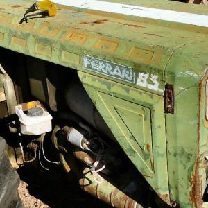 フェラーリのトラクター(車とは関係ないみたいだけど)かっこいい!「ネット写真で撮りトラ」