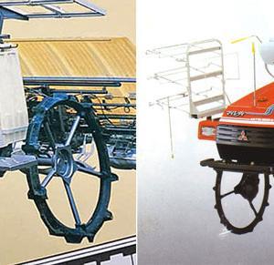田植機考古学:超貴重な三菱乗用田植機、1979年MPR600/800カタログvs1981年MPR601比較。たった三年でこの変化!