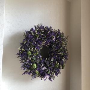 お花を飾る空間 その②