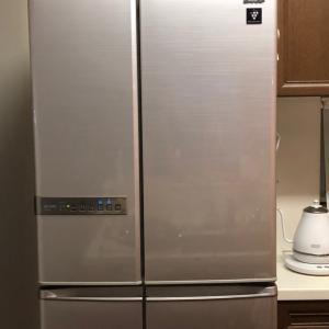 うちの冷蔵庫、公開します。