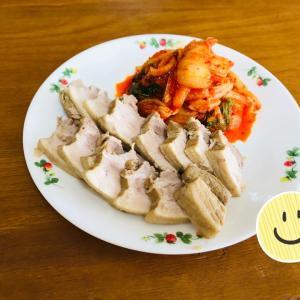 夏の白菜で簡単!キムチ作り