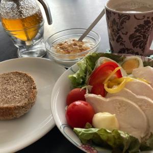 【今週の献立予定&やっぱりいつもの朝食が落ち着く^^】