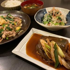 【一昨日の晩ごはん☆地味な夕食希望・・・】