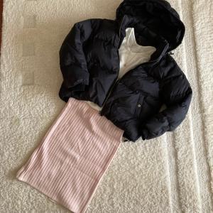 リブニットスカート1,490円は買いでしょ!@@