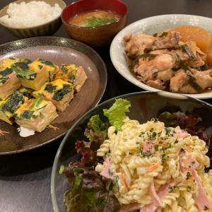 【昨日の晩ごはん☆炊飯器とオーブン駆使!^^】