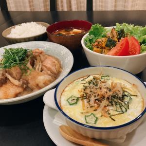 【昨日の晩ごはん☆昨日は根菜祭り♪^^】