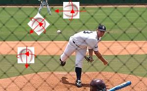 第19回 ホップする4シーム(1)「ボールの回転軸とホップ量の関係」について検証してみた