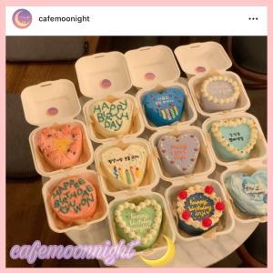 韓国オーダーメイドケーキ♡