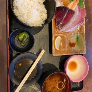 阪神西宮で食べたえびす大黒の刺身定食が美味しかったので紹介します!