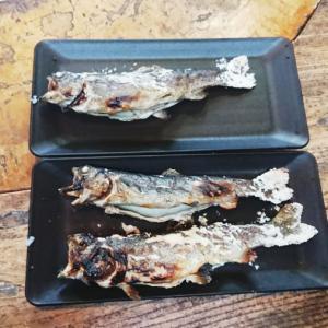 手ぶらでマス釣り体験(^^♪) in 秩父郡横瀬町