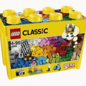 レゴ クラシック 黄色のアイデアボックス