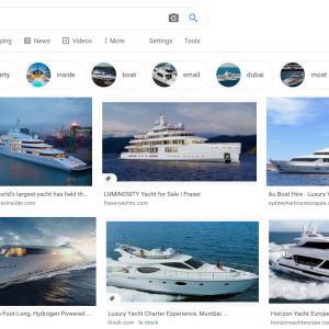 ボートの思い出(3)yacht ヨット