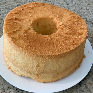 【海外在住あるある】シフォンケーキを焼いた