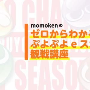 momokenのゼロからわかるぷよぷよeスポーツ観戦講座①【まとめ】