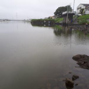 中川水門  マブ1