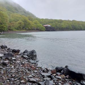 中禅寺湖 完凸