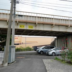 武州鉄道の廃線跡(河合~岩槻本通~浮谷)