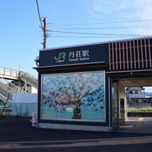 上武鉄道日丹線の廃線跡