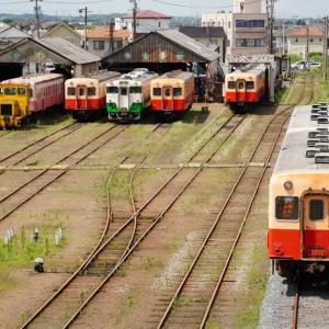 小湊鉄道キハ5800・200・40撮影会