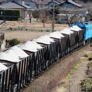 早春の秩父鉄道