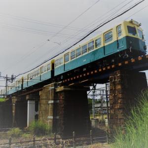三岐鉄道北勢線 関西線跨線橋