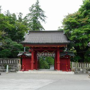 上野國一之宮 貫前(ぬきさき)神社