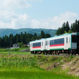 陸羽東線キハ110系