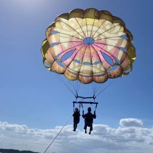 【沖ヨガと断捨離】俯瞰するために、凧になってみました。
