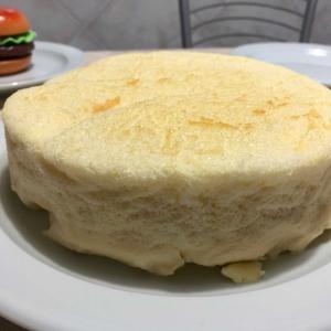 【バスク甘味】日本チーズケーキ(PASTEL DE QUESO JAPONÉS)