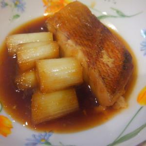 【おうちコープのレンチン】骨取り 赤魚のみぞれ煮