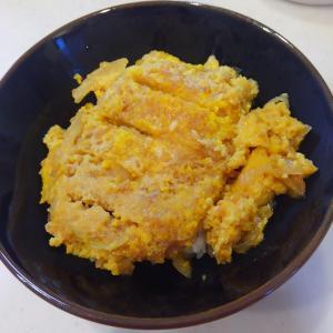【おうちコープの冷凍食品】ヒレカツ丼の具。銀座梅林の味がレンジで簡単に食卓に