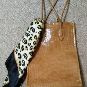 ZARAで秋小物とお買い物のコツ