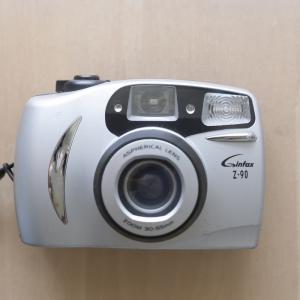 中華製コンパクトカメラ G intax z-90…で、良いのかな?