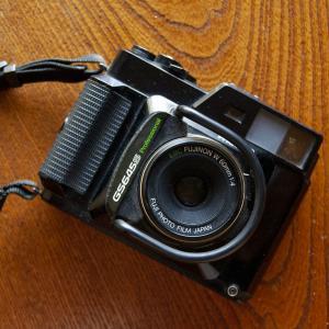 集合写真って言ったら中判 Fuji GS645S
