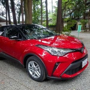 トヨタC-HR(4WD)納車~ヽ(^。^)丿