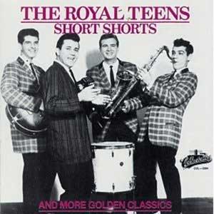 タモリ倶楽部のオープニング曲 Short Shorts – The Royal Teens