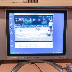 古~い自作WINDOWS xpマシンでHi8のビデオテープをキャプチャするよ!! 【GV-USB2/HQ】