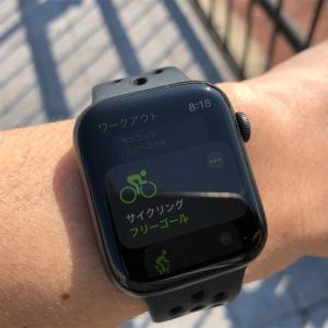 【使ってみた】Apple純正のワークアウトアプリを使ってみた。