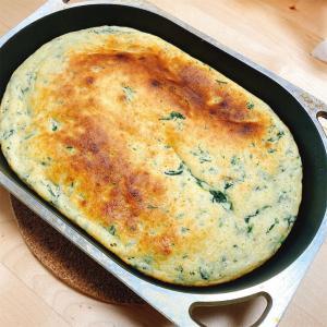 魚焼きグリルで簡単ホットケーキ