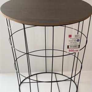 ダイソーならサイドテーブルが500円で買える!?売り場やサイズも紹介!