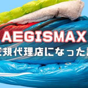 AEGISMAXの正規代理店になってネットショップを開いた報告!