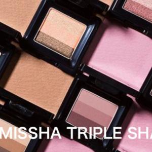 【MISSHA(ミシャ)】トリプルシャドウ