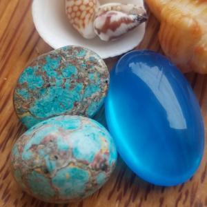 【天然石ハンドクラフト】注文の天然石が到着&気前の良いお店からのオマケ付き