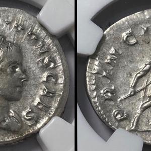 古代ローマ アントニニアヌス貨 ピリップス2世