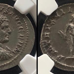 古代ローマ アントニニアヌス貨 カラカラ帝