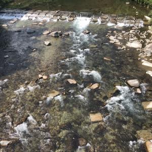河川状況…カマウエ