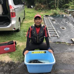 釣果報告…戸川出合