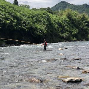 釣果報告…大滝